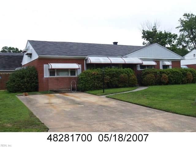 8240 Kanter Ave, Norfolk, VA 23518 (#10289187) :: Berkshire Hathaway HomeServices Towne Realty