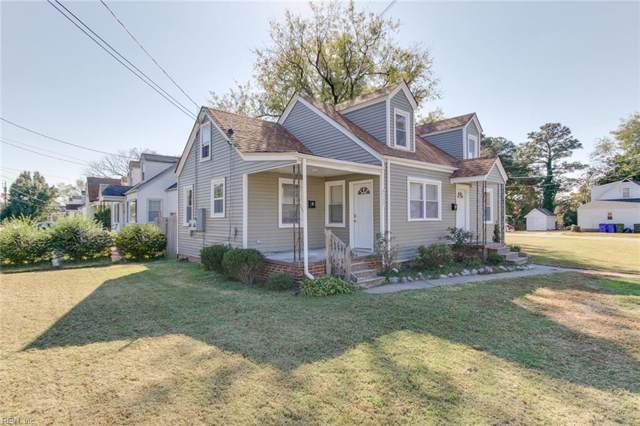 4569 Hampshire Ave, Norfolk, VA 23513 (#10289435) :: Kristie Weaver, REALTOR