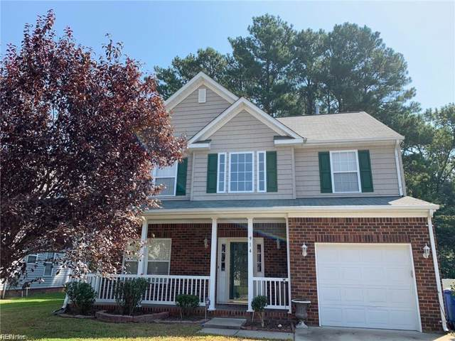 914 Sparrow Ct, Newport News, VA 23608 (#10289457) :: Upscale Avenues Realty Group