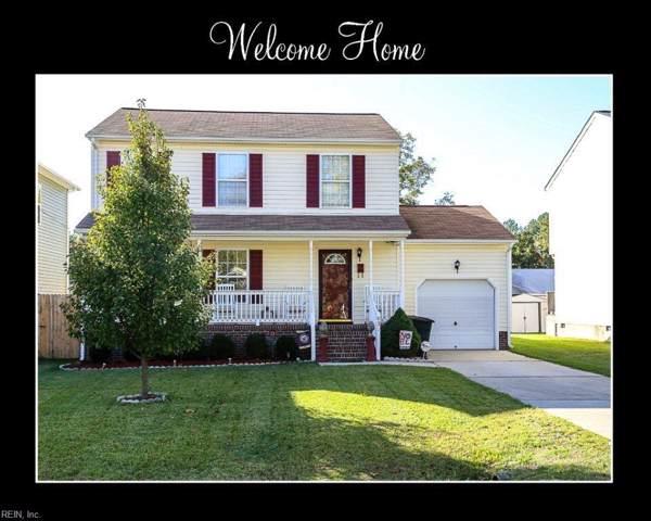 631 Ellington Ave, Hampton, VA 23661 (#10289462) :: Upscale Avenues Realty Group