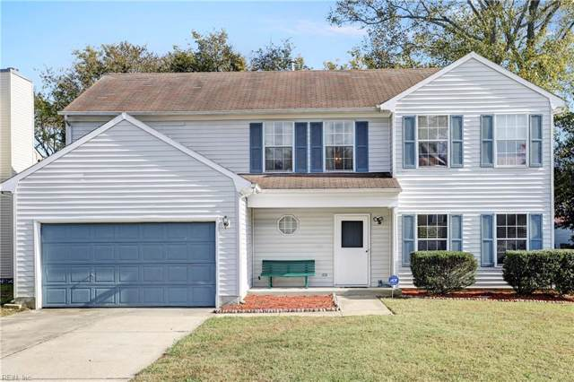 14 Northcutt Dr, Hampton, VA 23664 (#10289467) :: Austin James Realty LLC