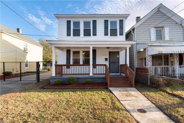 1144 30th St, Newport News, VA 23607 (#10289572) :: Abbitt Realty Co.