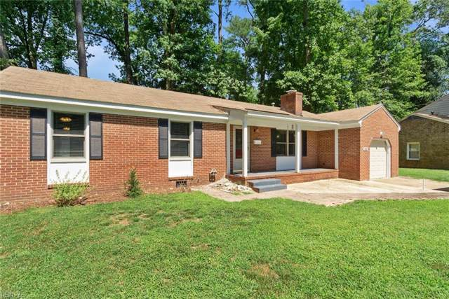 155 Cornell Dr, Newport News, VA 23608 (#10289586) :: Berkshire Hathaway HomeServices Towne Realty