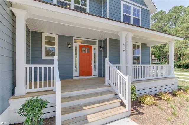 419 Hanbury Rd, Chesapeake, VA 23322 (#10289637) :: Austin James Realty LLC