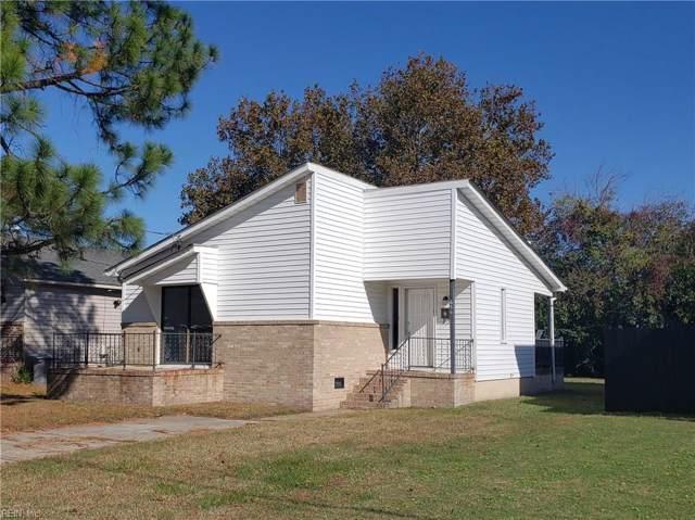 636 Birch Ave, Hampton, VA 23661 (#10289643) :: Upscale Avenues Realty Group