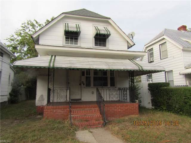 39 Hobson St, Portsmouth, VA 23704 (#10289762) :: Upscale Avenues Realty Group