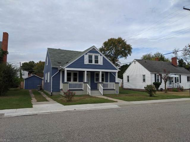 2409 Bay Ave, Hampton, VA 23661 (#10289792) :: Upscale Avenues Realty Group