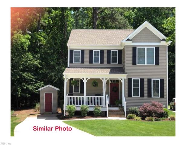 116 Cockes Ln, Isle of Wight County, VA 23430 (#10289808) :: Upscale Avenues Realty Group