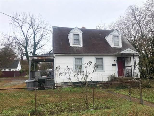 417 W Pembroke Ave, Hampton, VA 23669 (#10289855) :: Rocket Real Estate