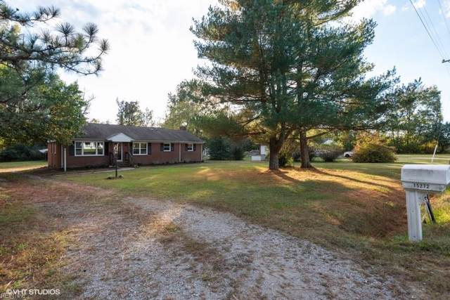 15272 Whitehead Rd, Southampton County, VA 23828 (#10289908) :: Rocket Real Estate