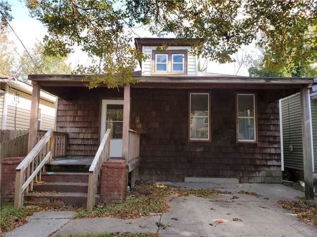 3310 Lyons Ave, Norfolk, VA 23509 (#10290046) :: Berkshire Hathaway HomeServices Towne Realty