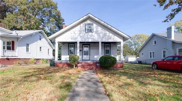 218 Pear Ave, Hampton, VA 23661 (#10290070) :: Upscale Avenues Realty Group