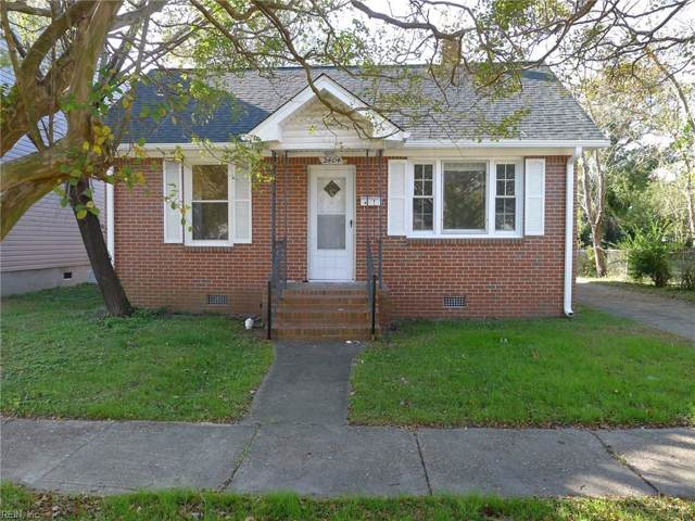 2404 Lansing Ave, Portsmouth, VA 23704 (#10290077) :: Berkshire Hathaway HomeServices Towne Realty