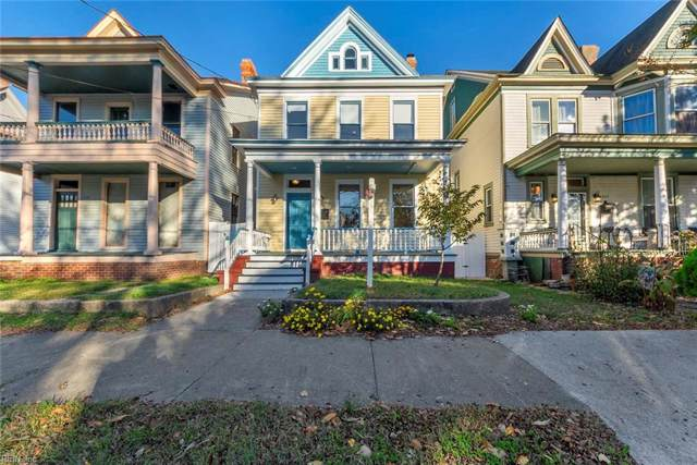 243 Webster Ave, Portsmouth, VA 23704 (#10290109) :: Berkshire Hathaway HomeServices Towne Realty