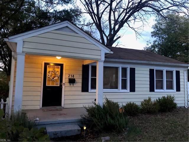 238 W 37th St, Norfolk, VA 23504 (#10290142) :: Rocket Real Estate