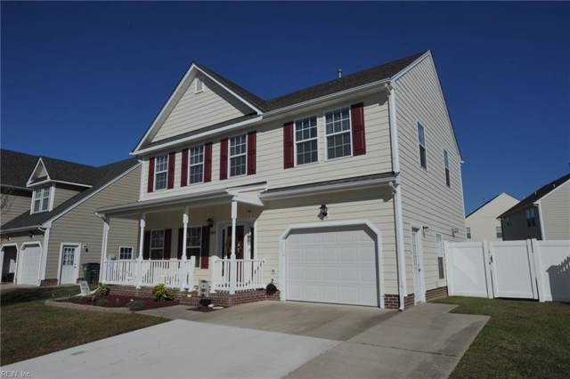 1063 Snead Dr, Suffolk, VA 23434 (#10290182) :: Atkinson Realty