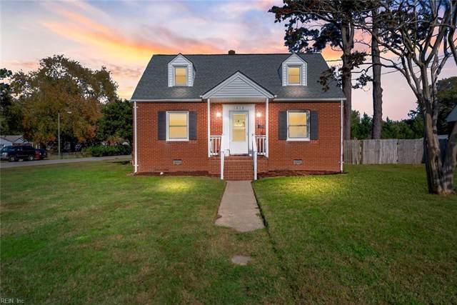 1812 Canterbury Rd, Hampton, VA 23666 (#10290222) :: Upscale Avenues Realty Group