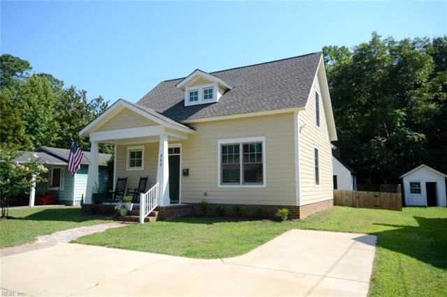 805 Lafayette St, Williamsburg, VA 23185 (#10290297) :: AMW Real Estate