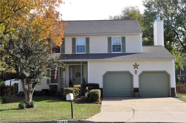 5585 Lawson Hall Rd, Virginia Beach, VA 23455 (MLS #10290319) :: Chantel Ray Real Estate