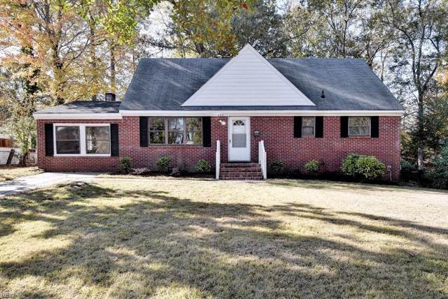 225 Thomas Nelson Ln, Williamsburg, VA 23185 (MLS #10290330) :: Chantel Ray Real Estate