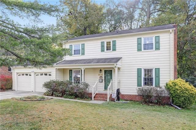 806 Lipton Dr, Newport News, VA 23608 (#10290363) :: Berkshire Hathaway HomeServices Towne Realty