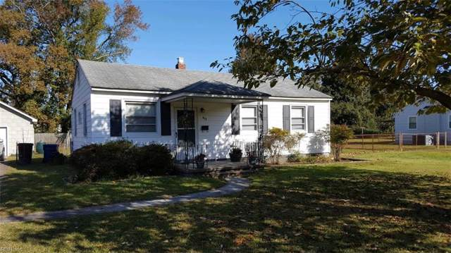 413 Beacon Rd, Portsmouth, VA 23702 (#10290419) :: RE/MAX Central Realty