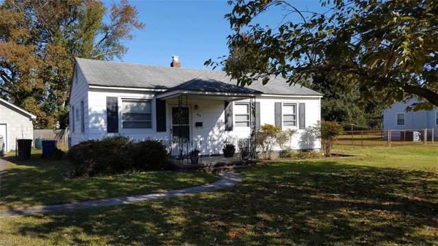 413 Beacon Rd, Portsmouth, VA 23702 (#10290419) :: Rocket Real Estate