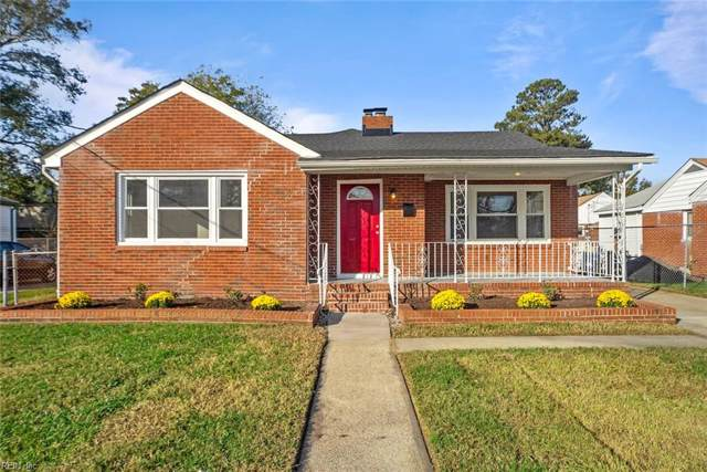 208 Truxton Ave, Portsmouth, VA 23701 (#10290464) :: Berkshire Hathaway HomeServices Towne Realty