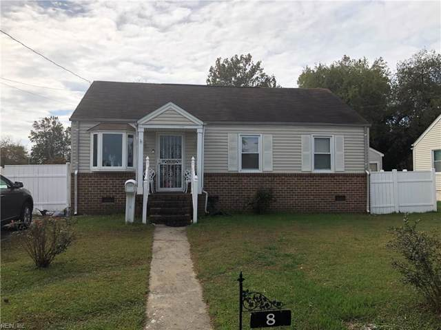 8 Cornell Dr, Hampton, VA 23669 (#10290473) :: Rocket Real Estate