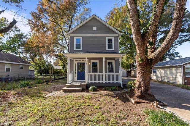 51 Bland St, Hampton, VA 23669 (#10290553) :: Austin James Realty LLC