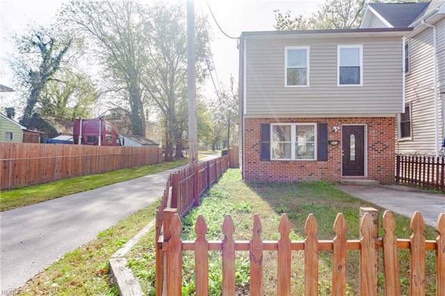 843 W 37th St, Norfolk, VA 23508 (MLS #10290559) :: Chantel Ray Real Estate