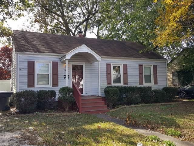 33 Crestwood Cir, Hampton, VA 23669 (#10290598) :: Austin James Realty LLC