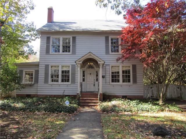 79 Cherokee Rd, Hampton, VA 23661 (#10290611) :: Berkshire Hathaway HomeServices Towne Realty