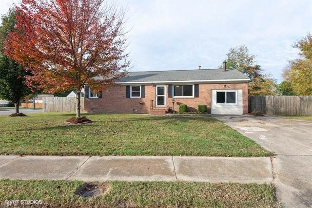 501 Reba Dr, Hampton, VA 23669 (MLS #10290623) :: Chantel Ray Real Estate