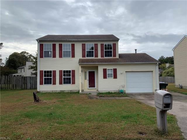 938 Woodcreek Dr, Newport News, VA 23608 (#10290663) :: Abbitt Realty Co.
