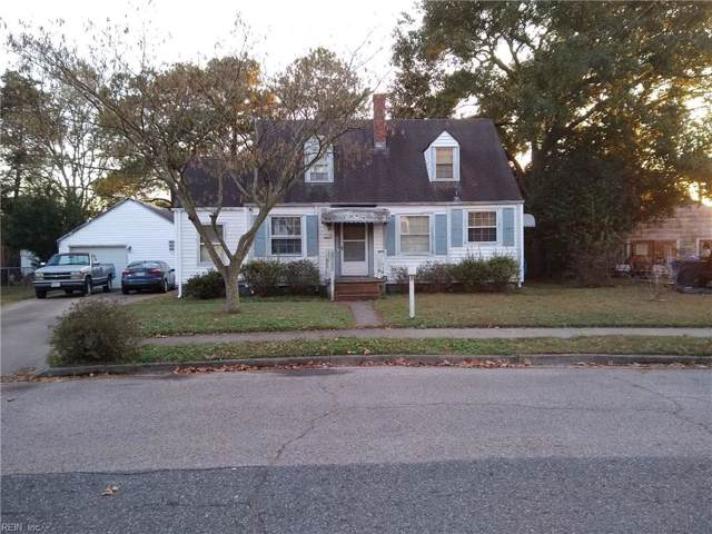 727 Lanier Cres, Portsmouth, VA 23707 (#10290664) :: Upscale Avenues Realty Group