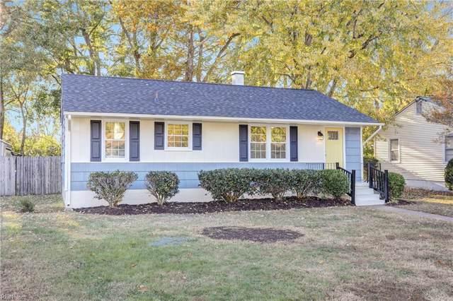 108 Hickory Hill Rd, Hampton, VA 23666 (#10290695) :: AMW Real Estate