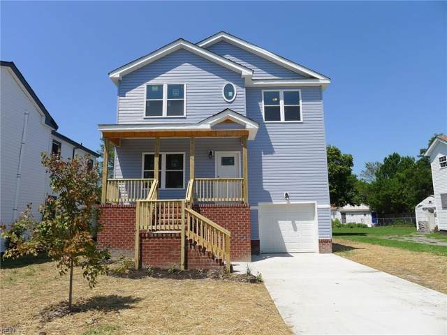 824 Duke St, Portsmouth, VA 23704 (#10290720) :: Berkshire Hathaway HomeServices Towne Realty