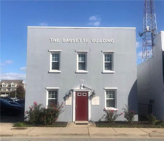 26 Wine St, Hampton, VA 23669 (#10290724) :: AMW Real Estate