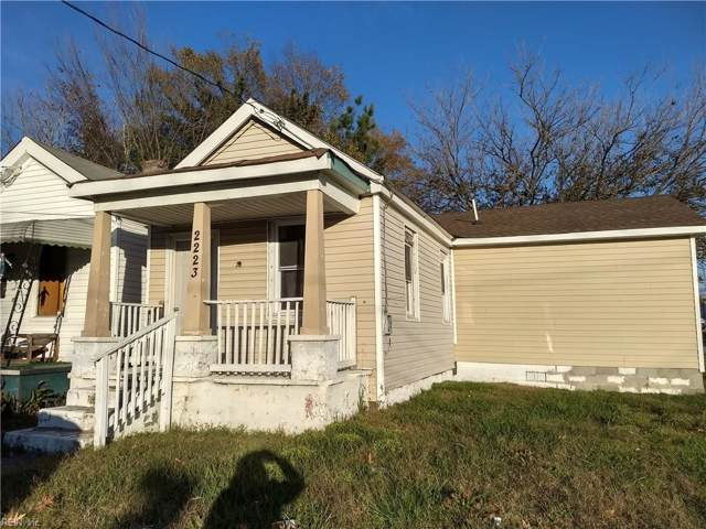 2223 Pearl St, Portsmouth, VA 23704 (#10290748) :: Berkshire Hathaway HomeServices Towne Realty