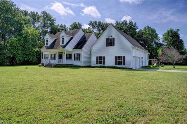 19034 Oliver Dr, Isle of Wight County, VA 23430 (#10290804) :: Austin James Realty LLC