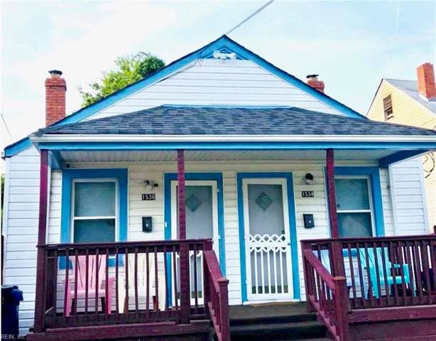 1536 Wilcox Ave, Portsmouth, VA 23704 (#10290863) :: Berkshire Hathaway HomeServices Towne Realty