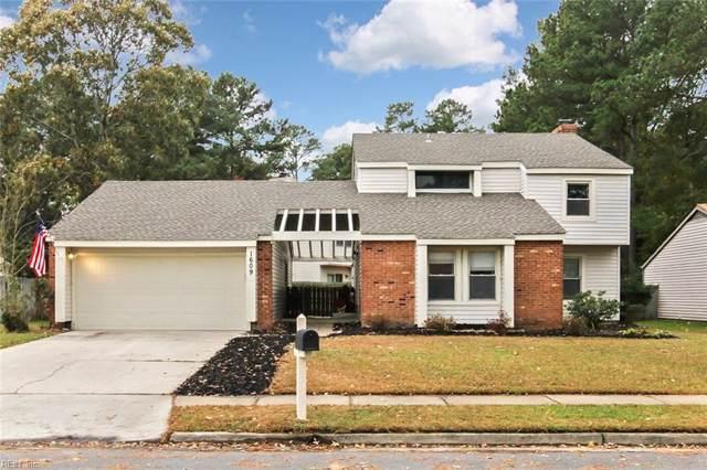 1609 Lake Christopher Dr, Virginia Beach, VA 23464 (MLS #10290890) :: Chantel Ray Real Estate