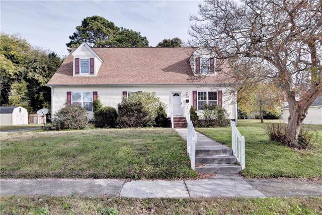 219 Downes St, Hampton, VA 23663 (MLS #10290928) :: Chantel Ray Real Estate