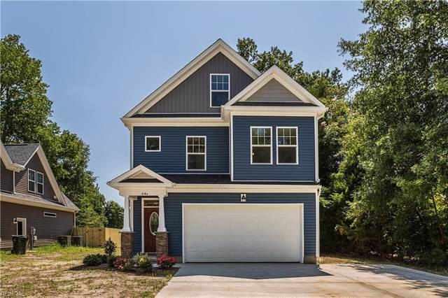 183 Pine Chapel Rd, Hampton, VA 23666 (#10290933) :: RE/MAX Central Realty