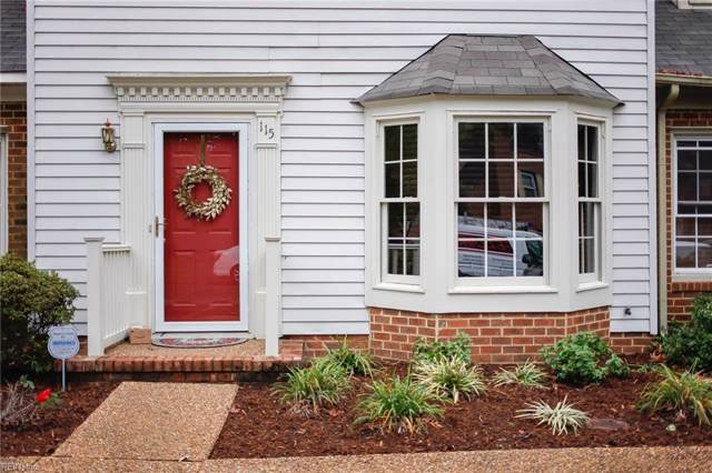 115 Sloane Pl, Newport News, VA 23606 (MLS #10290971) :: Chantel Ray Real Estate