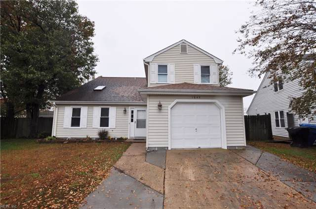 1645 High Plains Dr, Virginia Beach, VA 23464 (#10291038) :: Berkshire Hathaway HomeServices Towne Realty