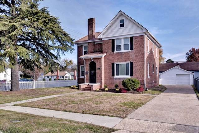 334 Pear Ave, Hampton, VA 23661 (#10291080) :: Abbitt Realty Co.