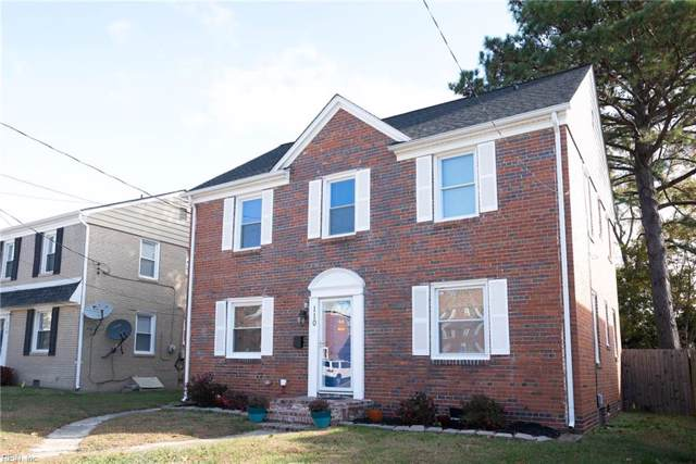 110 Clyde St, Hampton, VA 23669 (#10291105) :: Gold Team VA