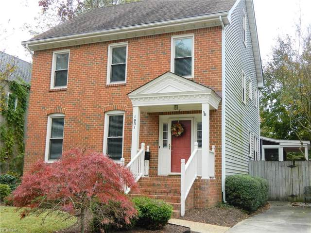 1031 Gates Ave, Norfolk, VA 23507 (#10291134) :: Upscale Avenues Realty Group